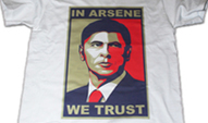 A5 In Arsene We Trust Print