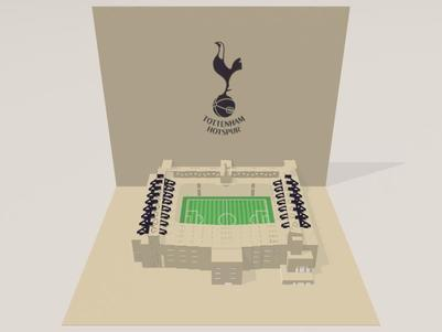 BLOG AVRART ILLUSTRATOR – Tottenham Birthday Cards