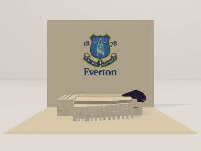 3D screenshot of the Everton: Goodison Park Stadium 02